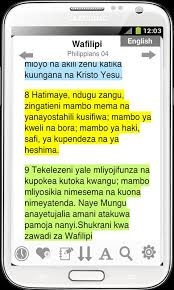 bible swahili android apps google play