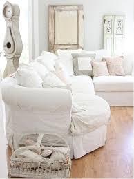 Duck Cotton Slipcovers White Cotton Duck Slipcovers Houzz