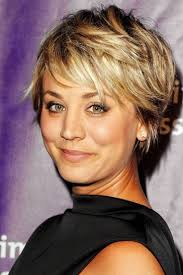 short hairstyle for older women with fine straight hair short