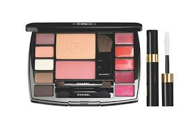 chanel travel makeup palette for the luxury lover this is a perfect all in one kit