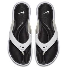 Nike Comfort Thong Canada Nike Wmns Ultra Comfort Thong 882697 100 White Black White Women U0027s