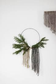 minimal holiday decor the merrythought minimal christmas