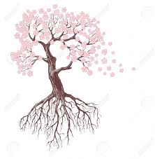 flower tree drawing how to draw flowers and trees the best
