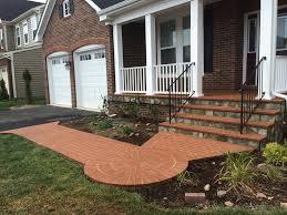 brick patios u0026 walkways american exteriors u0026 masonry