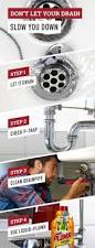 Slow Draining Bathroom Sink Baking Soda by Best 25 Clogged Bathroom Sink Ideas On Pinterest