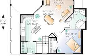 house plan layouts modern house plans floor plan one bedroom hotel room lobby small