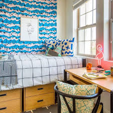 Blue Dorm Room 21 Dorm Room Decor Ideas That Will You In Style
