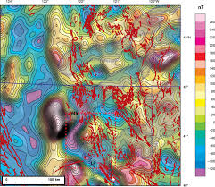 United States Fault Lines Map by Implications For The Structure Of The Hat Creek Fault And Transfer