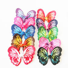 handmade bows aliexpress buy 100pc lot butterfly dog bows handmade dog