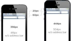 design iphone iphone 6 screen size and mobile design tips updated for iphone 8