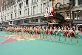 2016 macy s thanksgiving day parade 90th the rockettes
