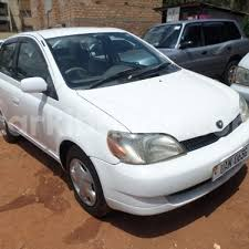 toyota platz car buy used toyota platz black car in arua in uganda carkibanda