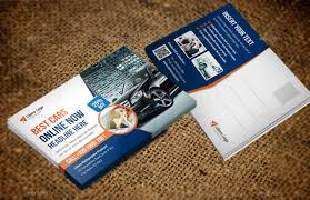 12 modern postcard templates design trends premium psd