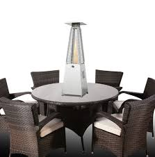 Table Top Gas Patio Heater 4kw Paros Table Top Gas Patio Heater By Firefly 119 99