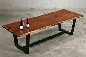 wood slab table legs slab table giant walnut slab table steel slab table legs ciscoskys