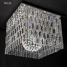 chandelier glass rectangle chandelier bronze rectangular