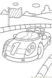 car coloring 02 coloring free land transport coloring