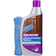 what is the best cleaning product for wood cabinets rejuvenate 16 oz cabinet and furniture restorer and protectant rj16cclam the home depot