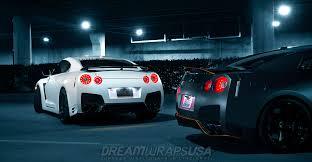Nissan Gtr Matte Black - gtr wraps
