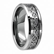 aliexpress buy u7 classic fashion wedding band rings 15 best collection of lord of the rings wedding bands
