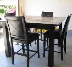fabulous pub style dining room set best 25 pub style table ideas