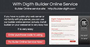 play responsive video email template builder by digith