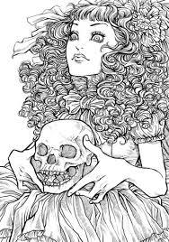rafaella ryon death grim reaper father scythe maiden