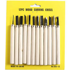 Wood Carving Tools Starter Kit by Craft Wood Carving Hand Tools Ebay