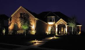 House Landscape Lighting Aquatech Landscape Lighting