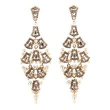 Chandelier Gold Earrings Compare Prices On Chandelier Earrings Gold Online Shopping Buy