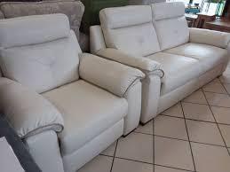 ivory leather reclining sofa natuzzi sanremo ivory leather electric reclining sofa set electric