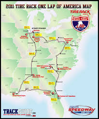 Circuit Of The Americas Map Topspeed Motorsports Gt R Wins 2011 One Lap Of America With The