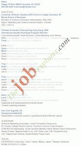 finance resume template reference sle finance resume template for hong kong resume sle