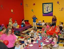 kids party places kids birthday party locations for an offsite party