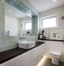 White Bathroom Mirror by Bathroom Awesome Interior Small Apartment In Cool Minimalist
