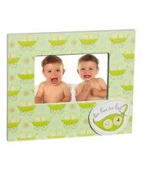 two peas in a pod picture frame hearts poem and picture frame as a baby shower