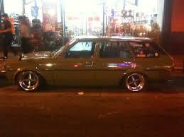 1982 Corolla Wagon Dead Smurf Racing 1979 1982 E70 Toyota Corolla Slammer
