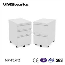 File Cabinet Drawer Dimensions China Customized Dimensions 3 Drawer Mobile Pedestal File Cabinet