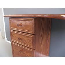 bureau en rotin bureau en rotin avec 3 tiroirs