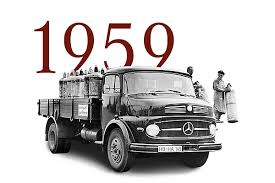 mercedes l series truck for sale true prime movers milestones of the mercedes truck history