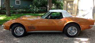 1972 corvette stingray 454 for sale fs for sale 1972 ls 5 ontario orange 454ci stingray convertible
