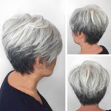 pixie grey hair styles 33 best hairstyles for your 50s the goddess