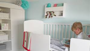 Tidy Books Bunk Bed Buddy White Childrens Bookcases And Storage - Tidy books bunk bed buddy