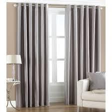 curtain gold faux silk curtains charcoal drapes dupioni silk