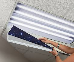 diy fluorescent light covers lovely fluorescent ceiling light covers astronomy fluorescent light
