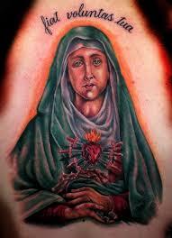 imagenes tatuajes de la virgen maria tatuajes de la virgen maría vix