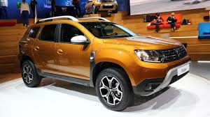 dacia 2018 dacia duster see the changes side by side