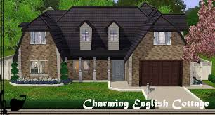 mod the sims charming english cottage