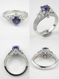 antique rings sapphire images Vintage sapphire rings 28 best wedding ideas images jpg