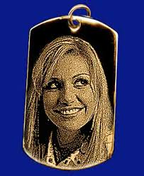 photo engraved dog tags photo engraved dog tag tags to photo